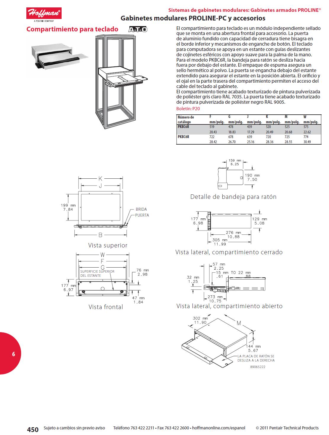 Estante del congelador de la puerta inferior del compartimiento