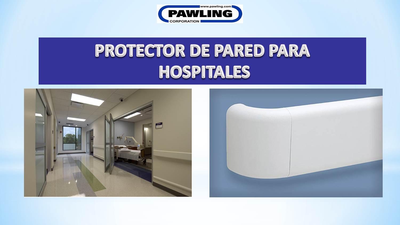 Protector de pared para hospitales - Protector de paredes ...