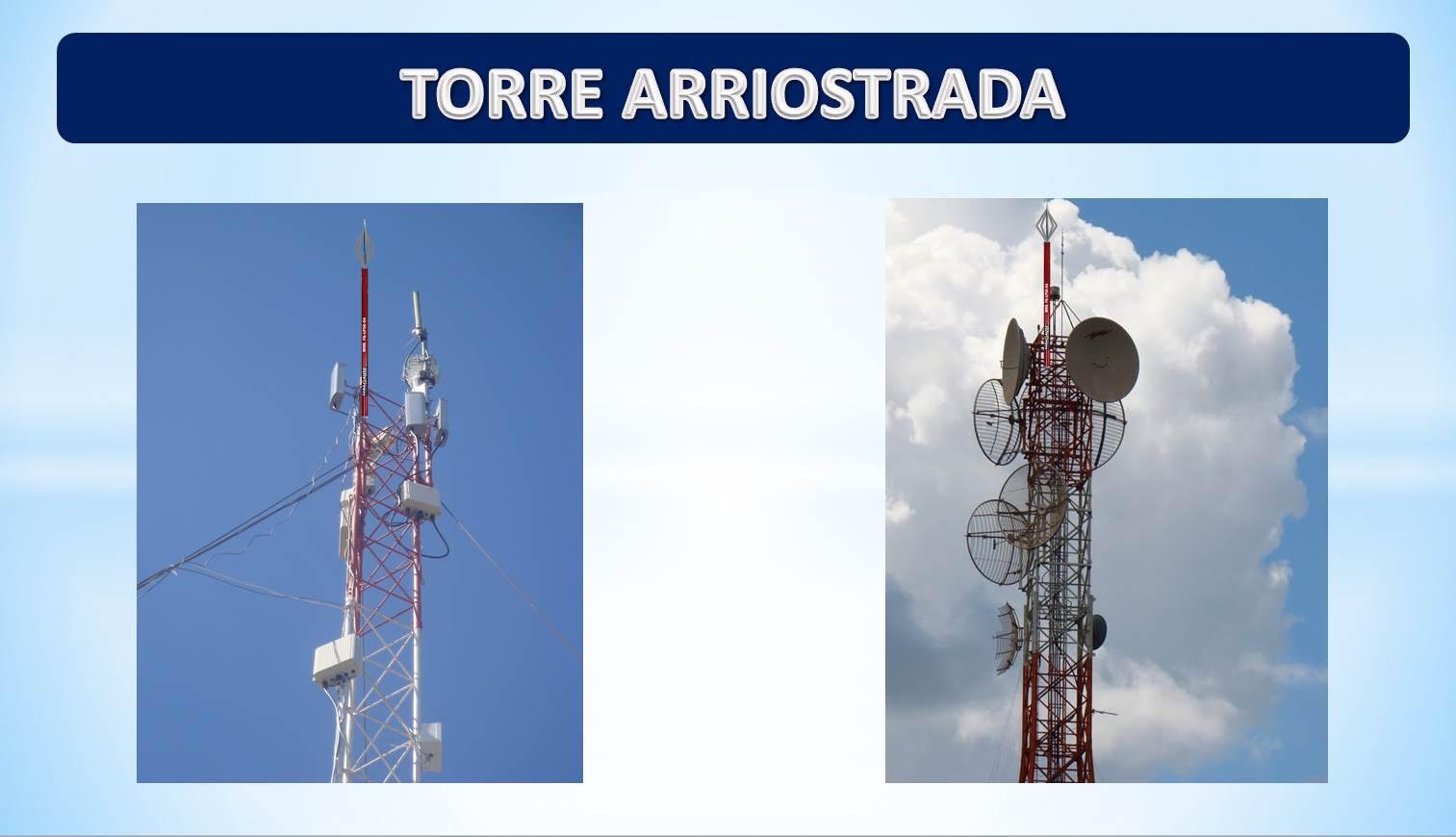 TORRE ARRIOSTRADA 1
