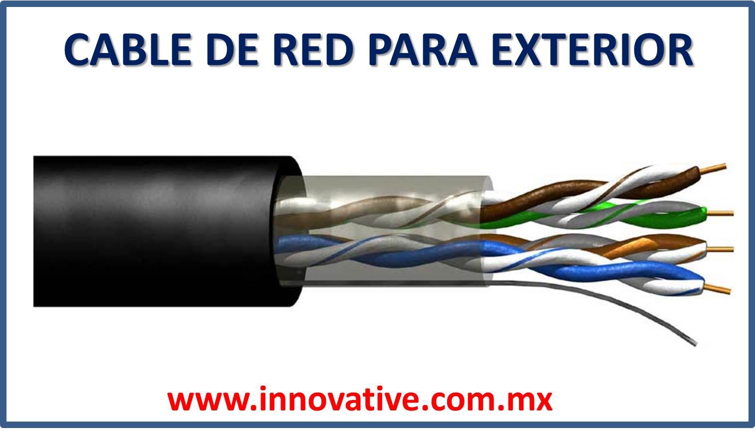 Innovative trade center distribuidor de productos de - Cable para exterior ...
