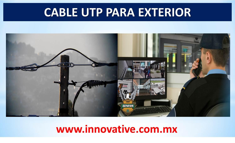 Cable utp para exterior - Cable electrico para exterior ...