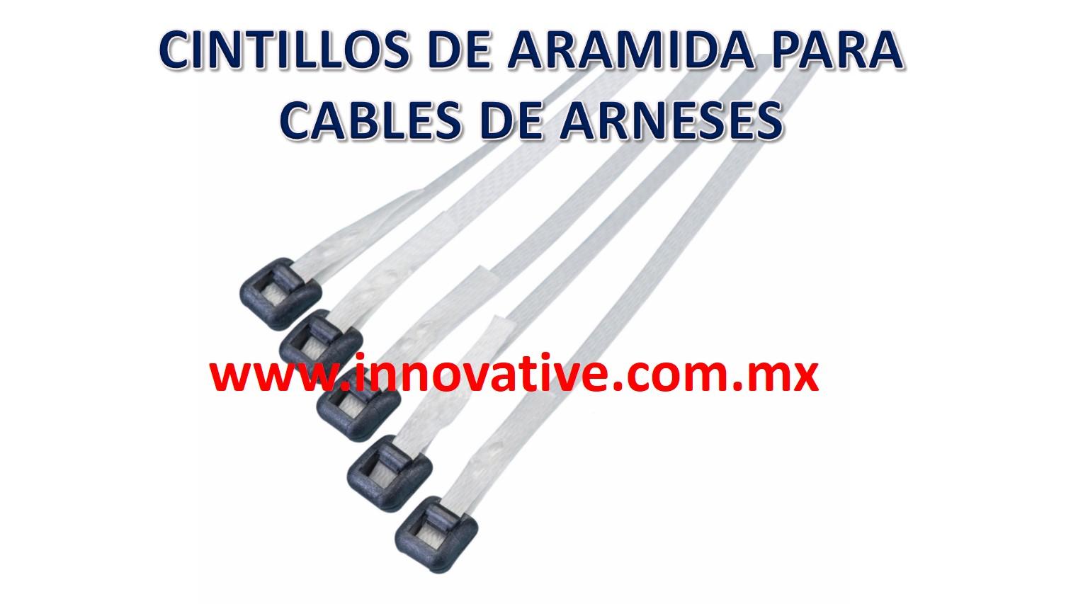 CINTILLOS DE ARAMIDA PARA CABLES DE ARNESES