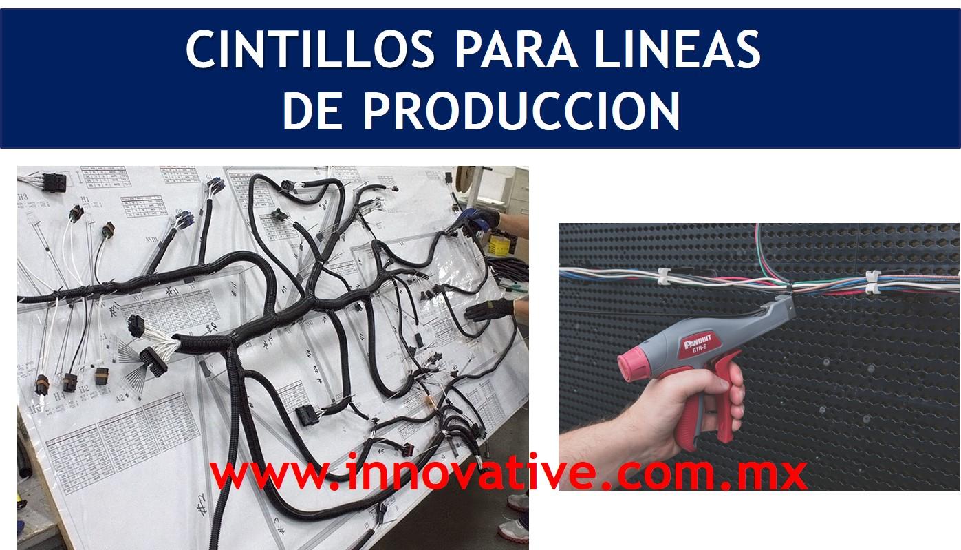 CINTILLOS PARA LINEAS DE PRODUCCCION 1