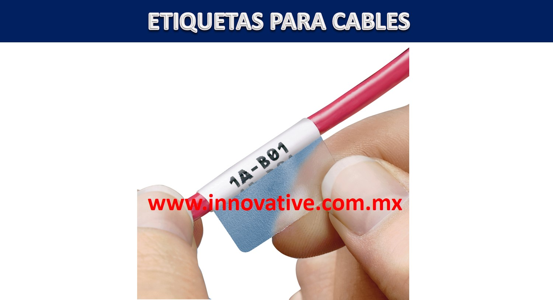 ETIQUETAS PARA CABLES