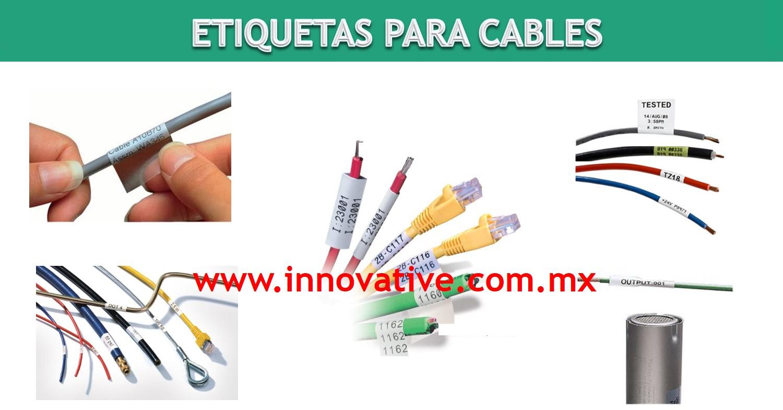 ETIQUETAS PARA CABLES 1
