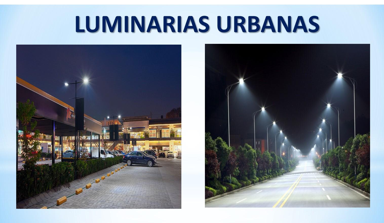 LUMINARIAS URBANAS 1